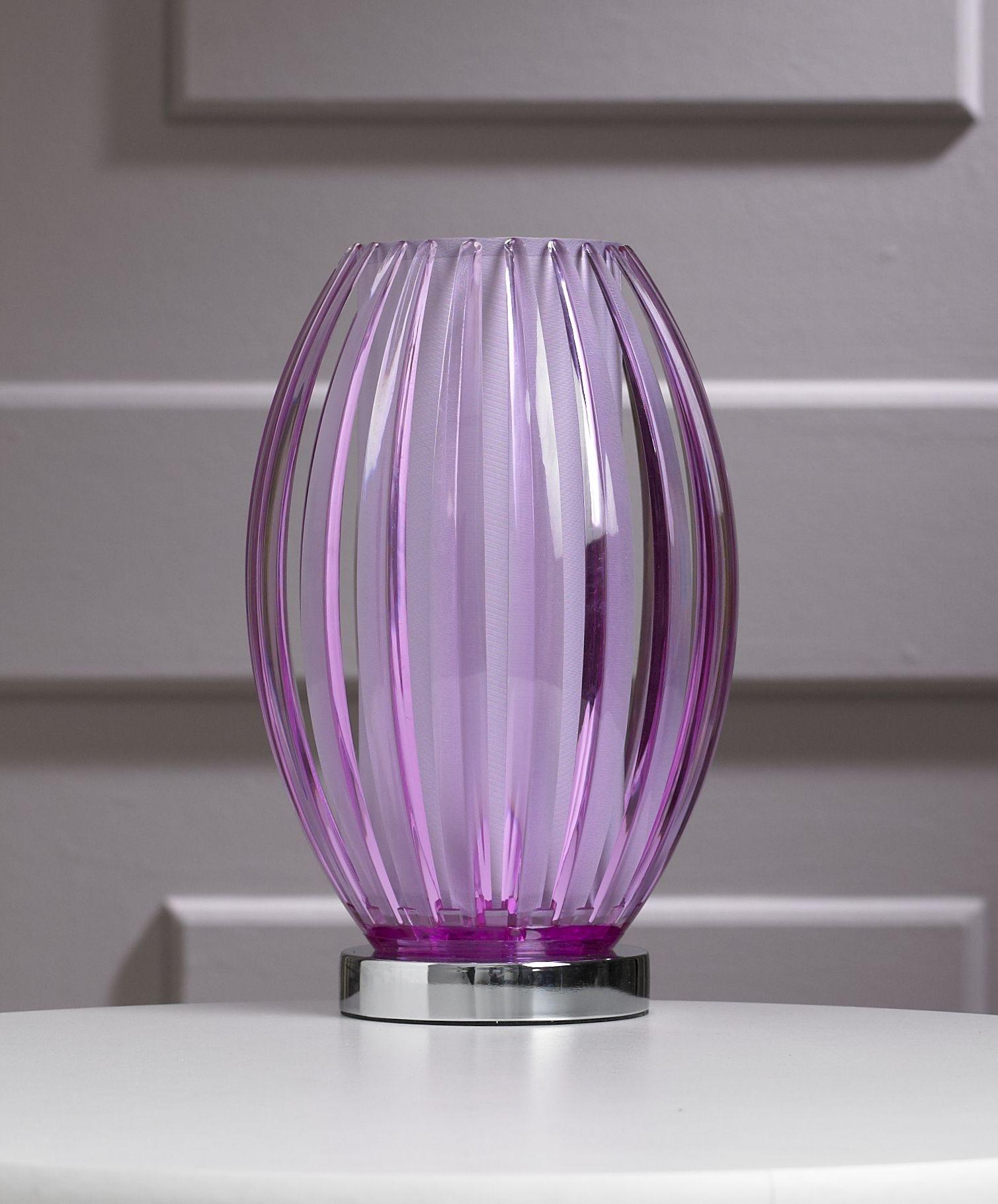 Purple Bedside Lamps Ideas On Foter