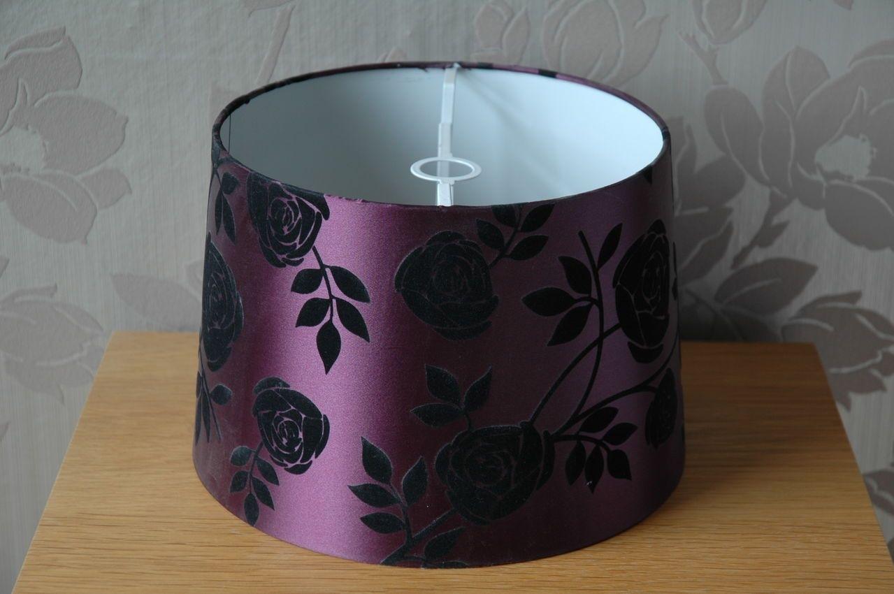 Purple Lamp Shades Ideas On Foter