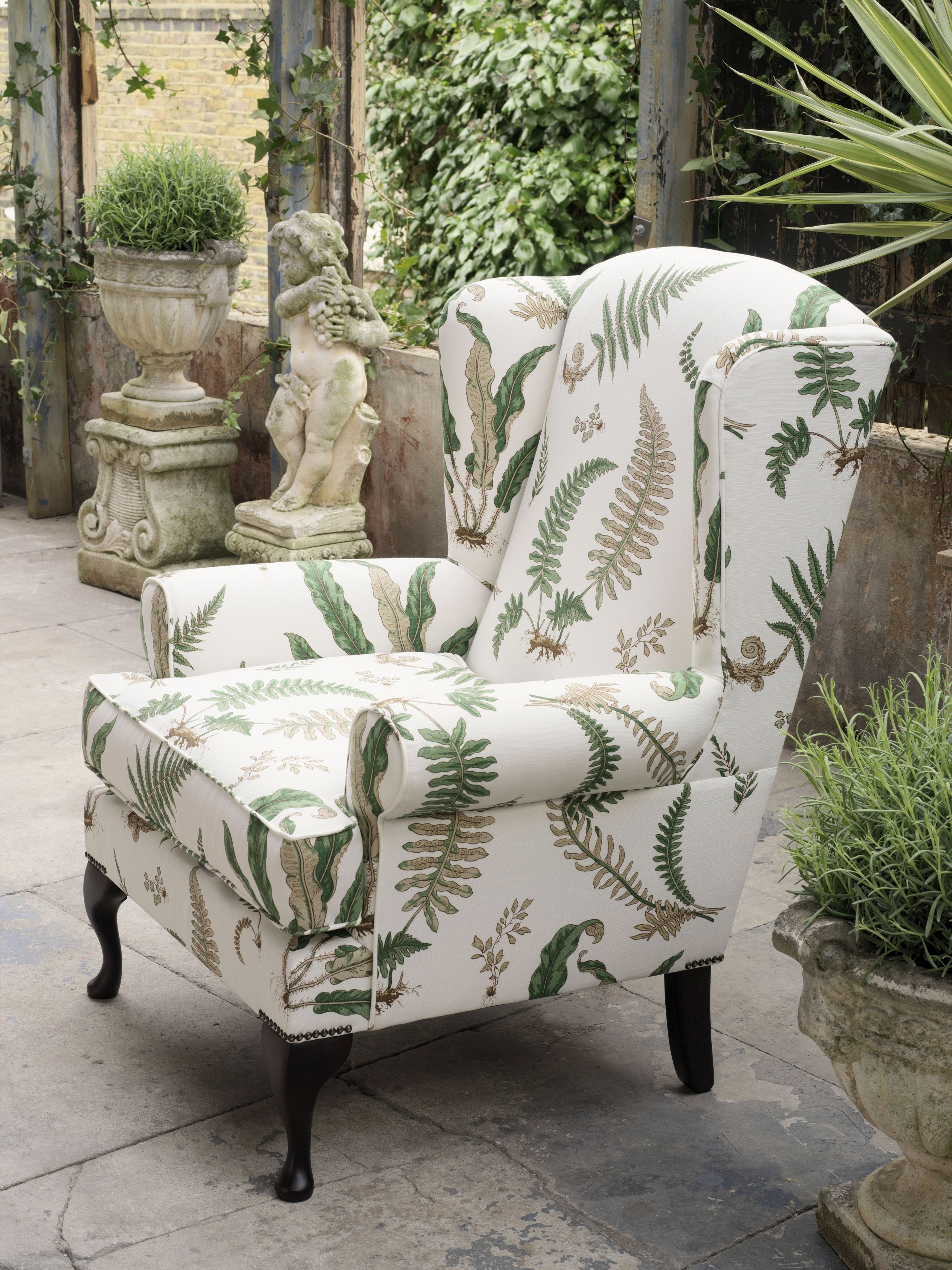 Picture of: Queen Anne Chair Covers Ideas On Foter