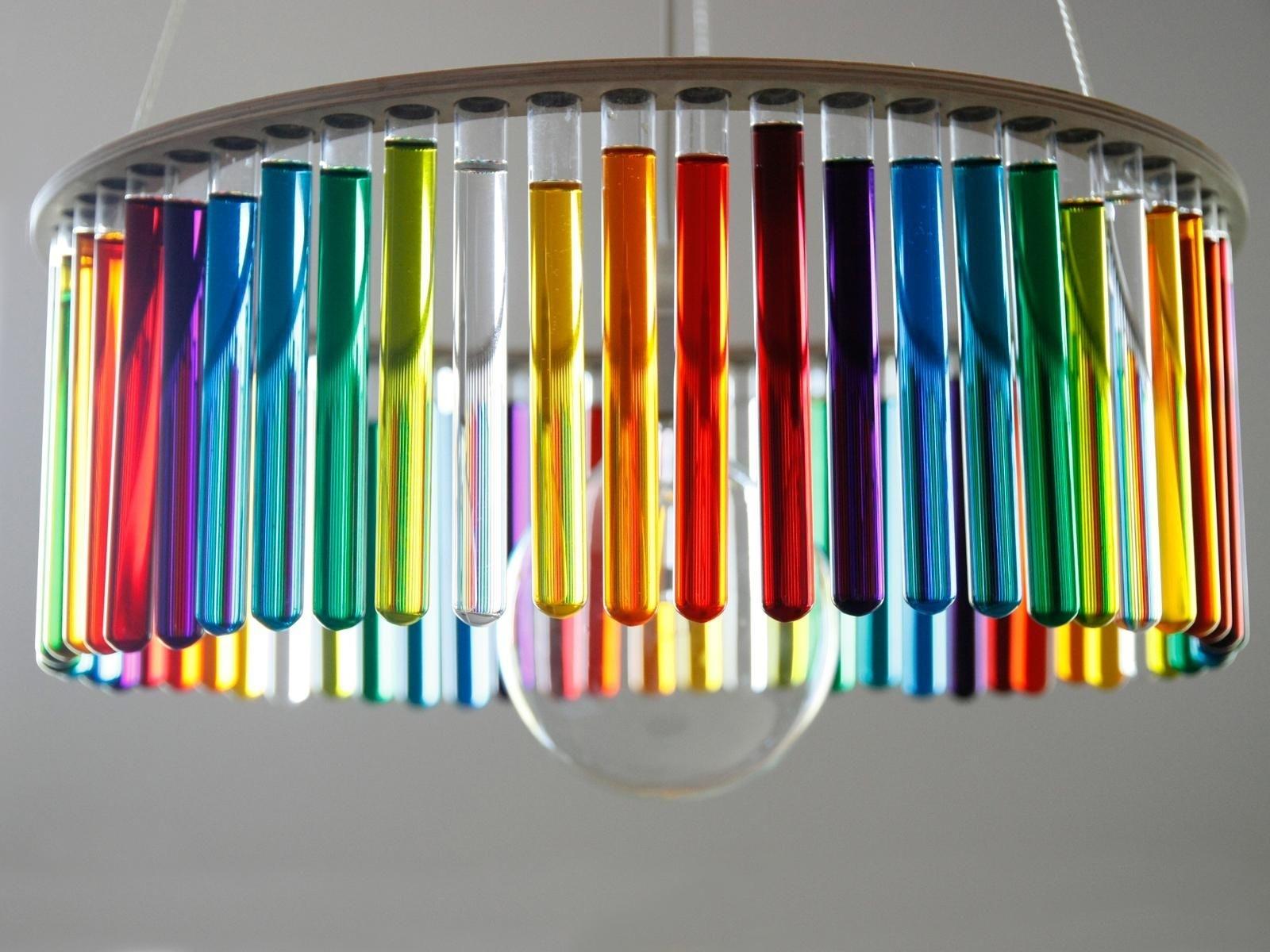 Rainbow Chandelier Ideas On Foter