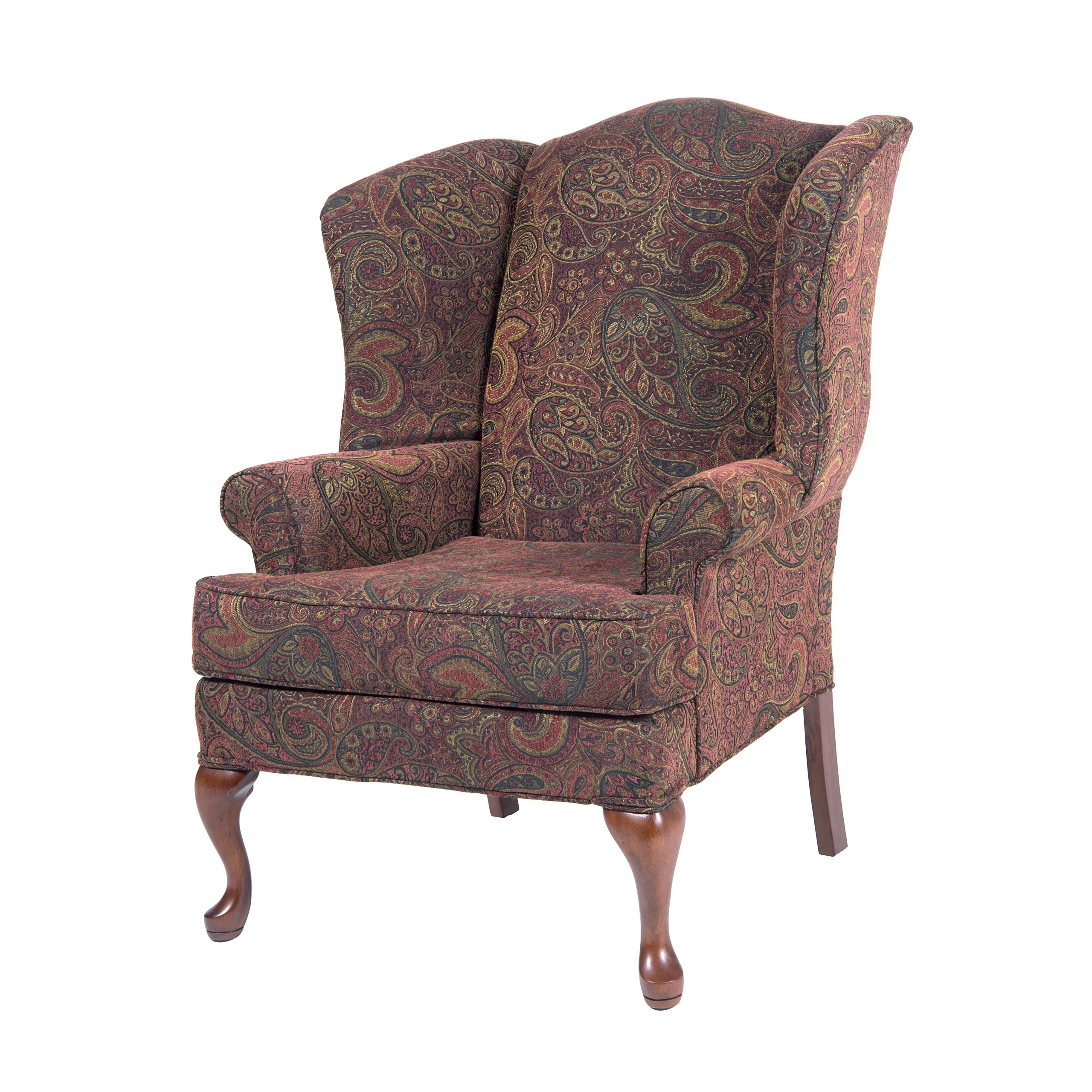 Picture of: Red Wingback Chair Ideas On Foter