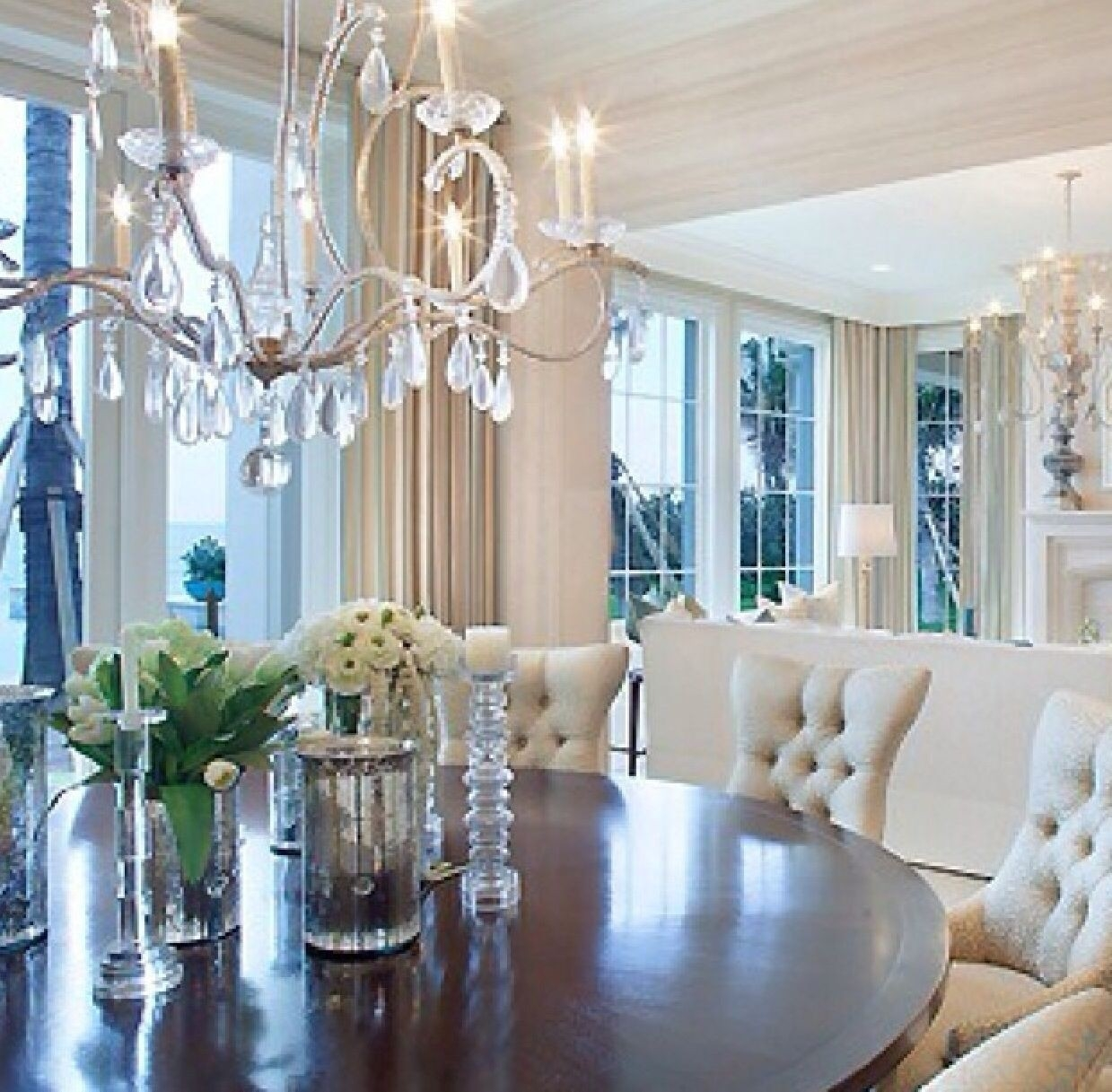 Round Dining Room Table Seats 12 Ideas On Foter