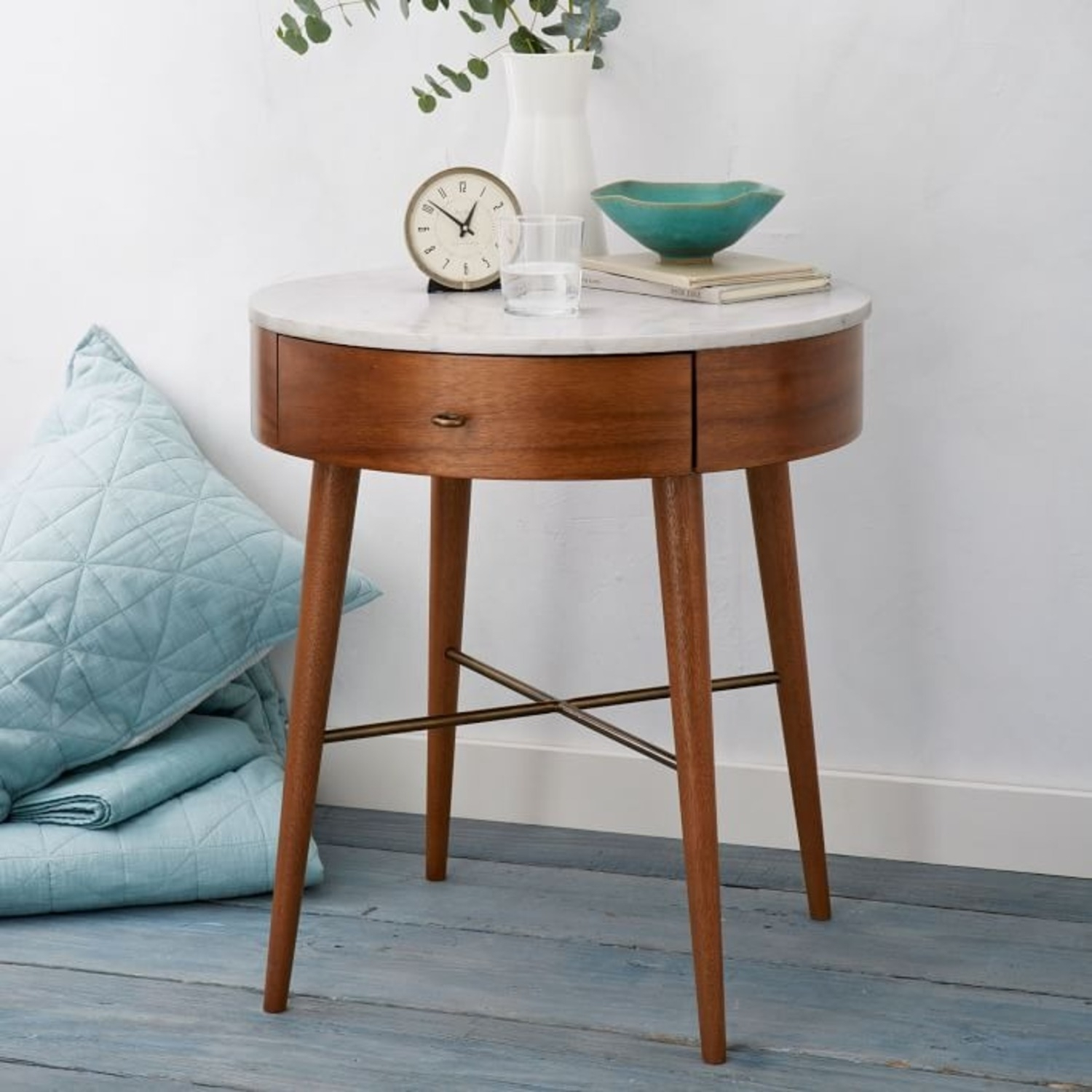 Round Night Stand Ideas On Foter