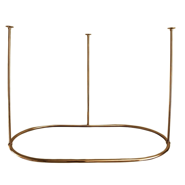 Best 50 Round Shower Curtain Rod Ideas On Foter