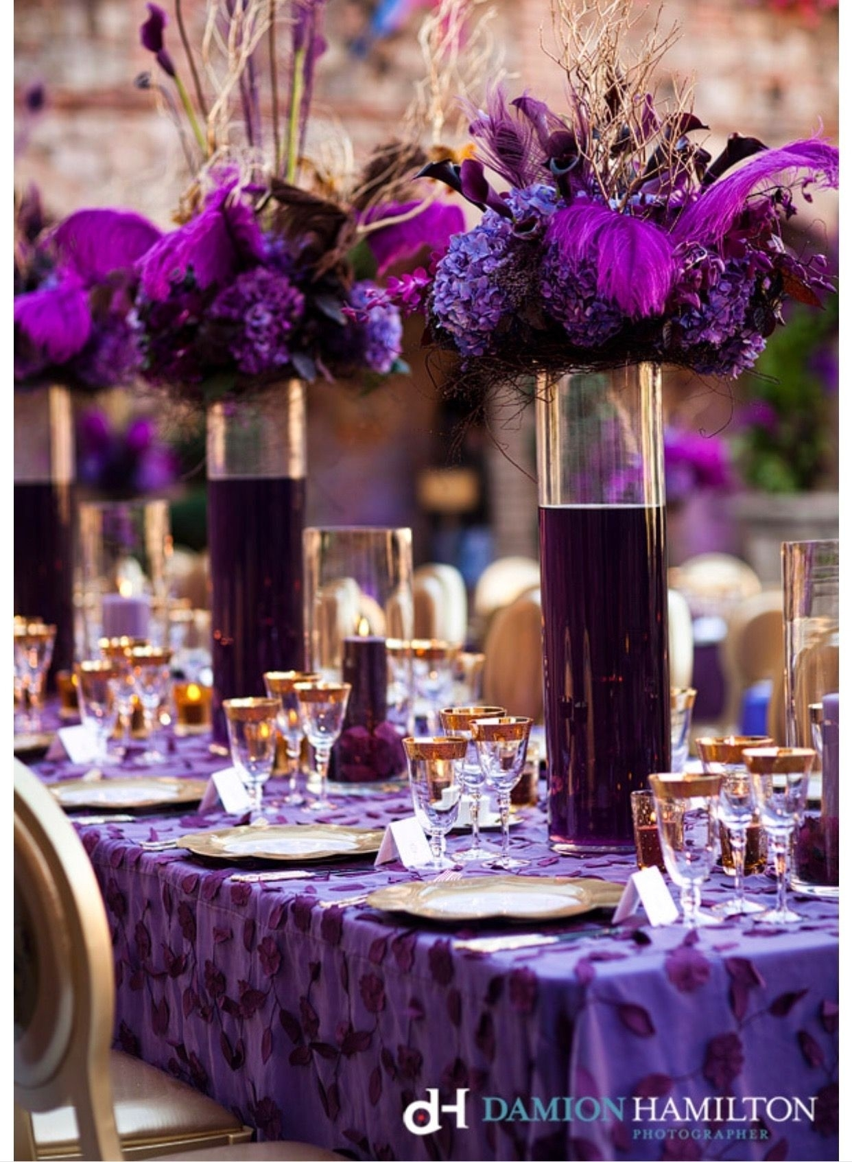 Silk Flower Centerpieces For Tables Ideas On Foter