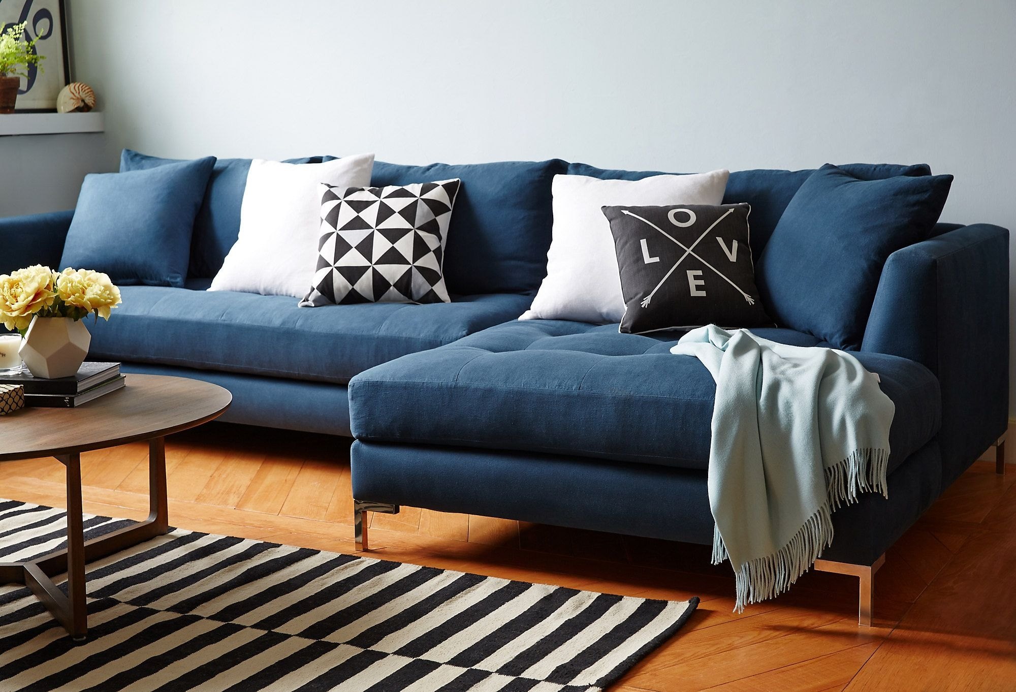 Small L Couch Ideas On Foter