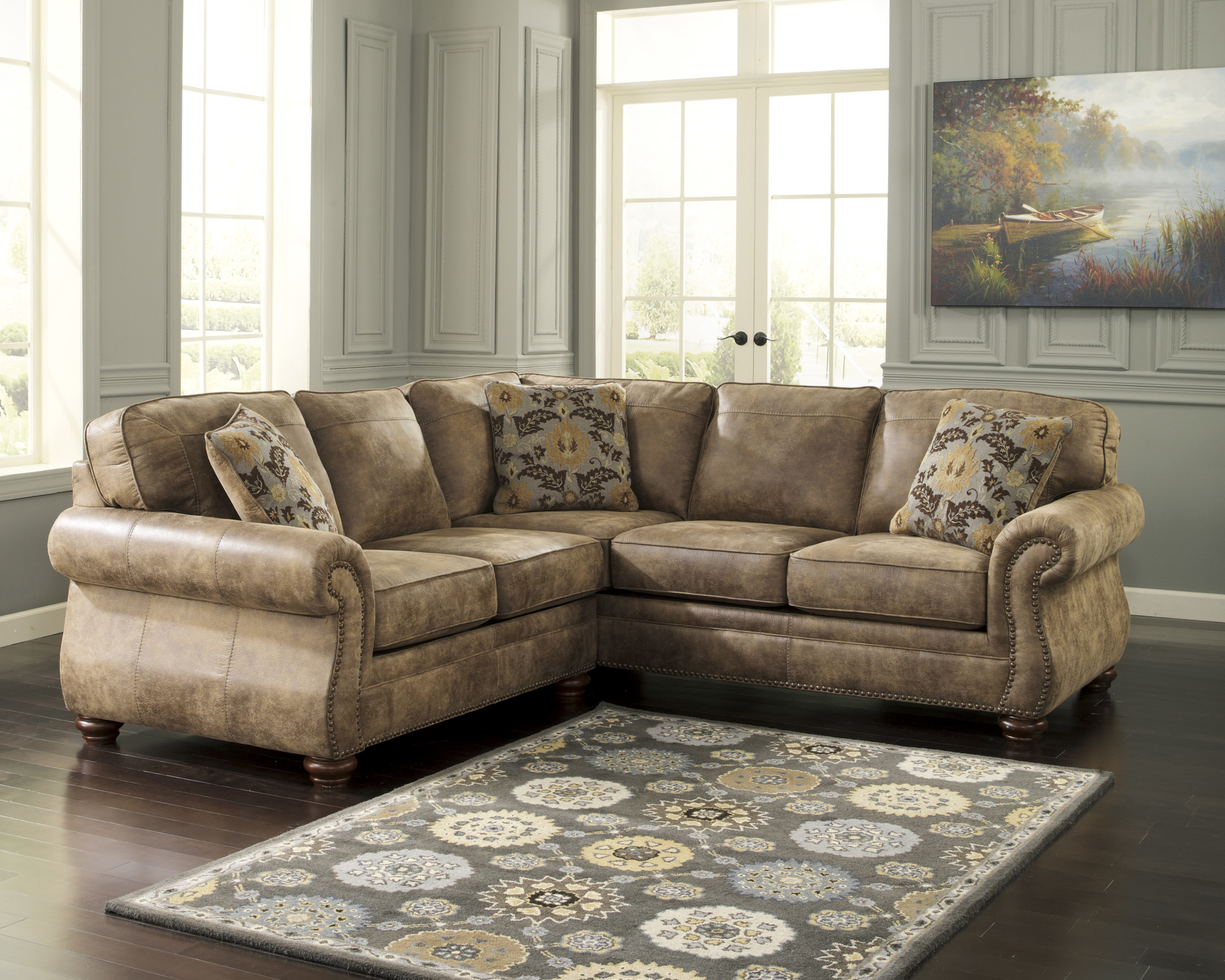 Picture of: Small Leather Sectional Sofa For 2020 Ideas On Foter