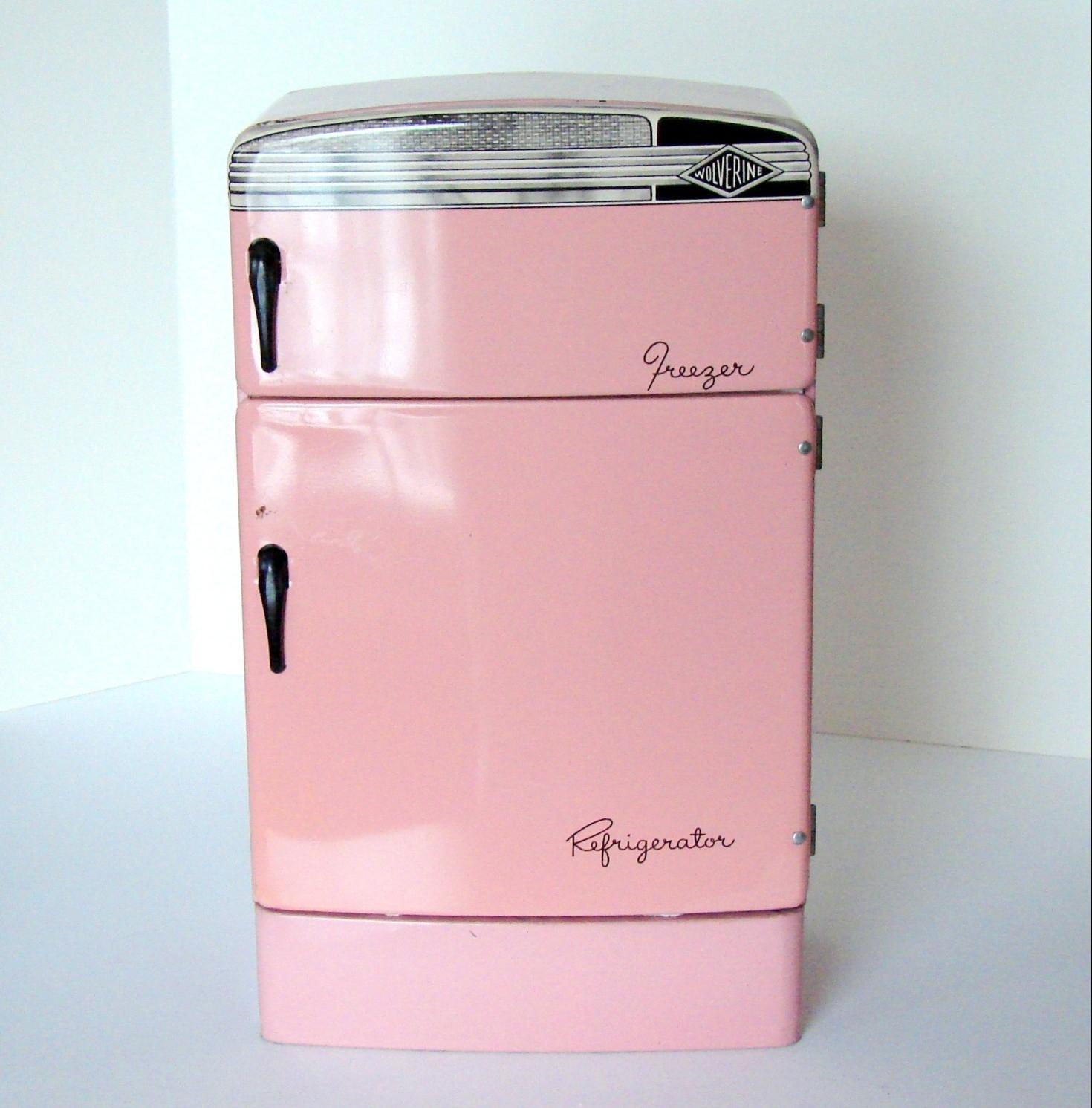 Small Retro Refrigerator Ideas On Foter