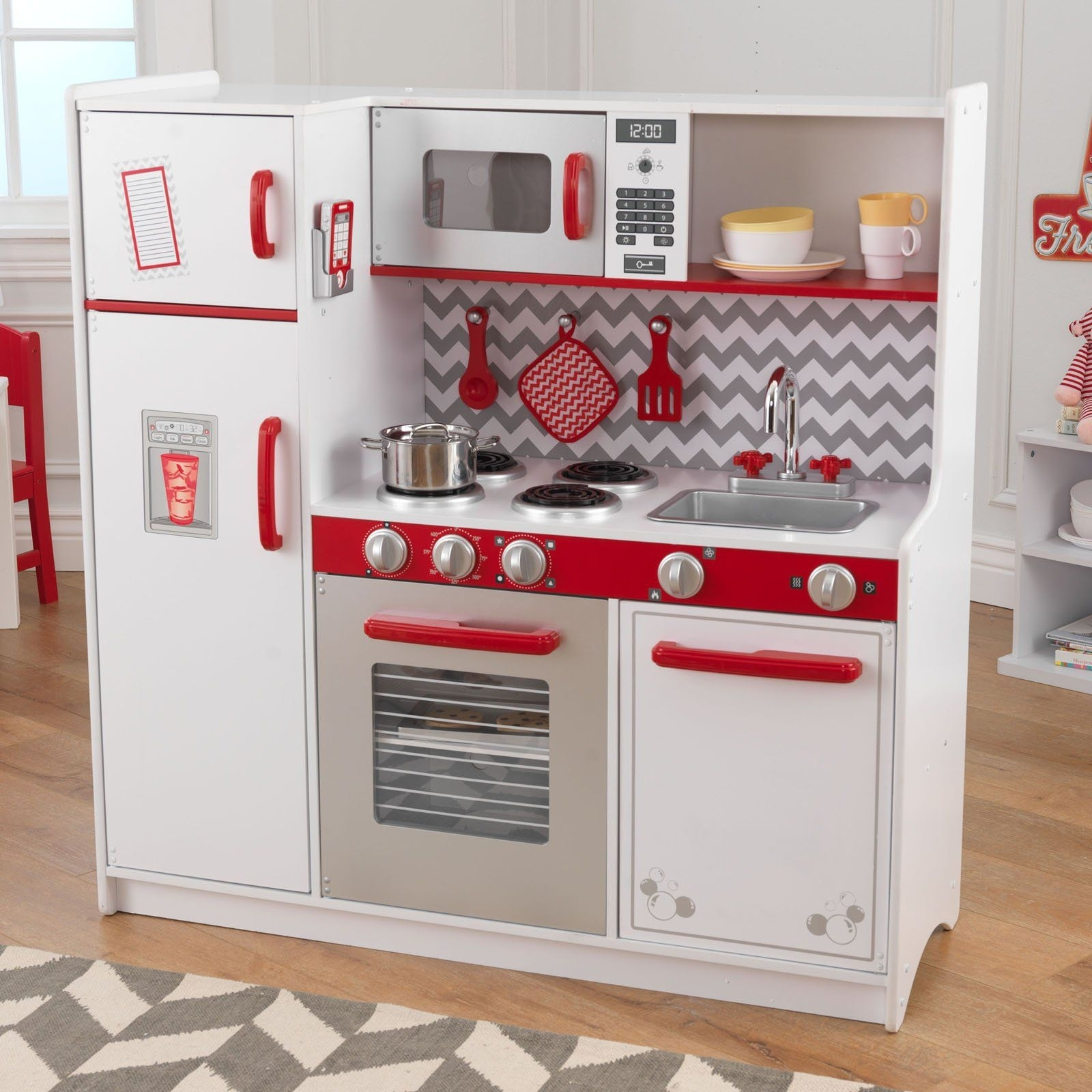 Stainless Steel Play Kitchen Set Ideas On Foter