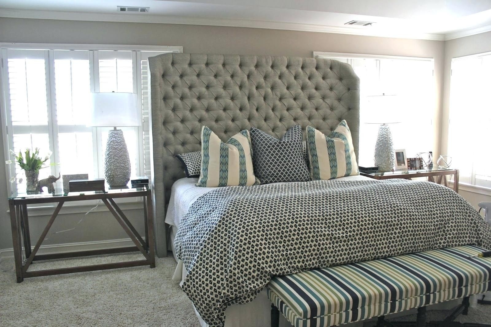 Tall King Headboard Ideas On Foter