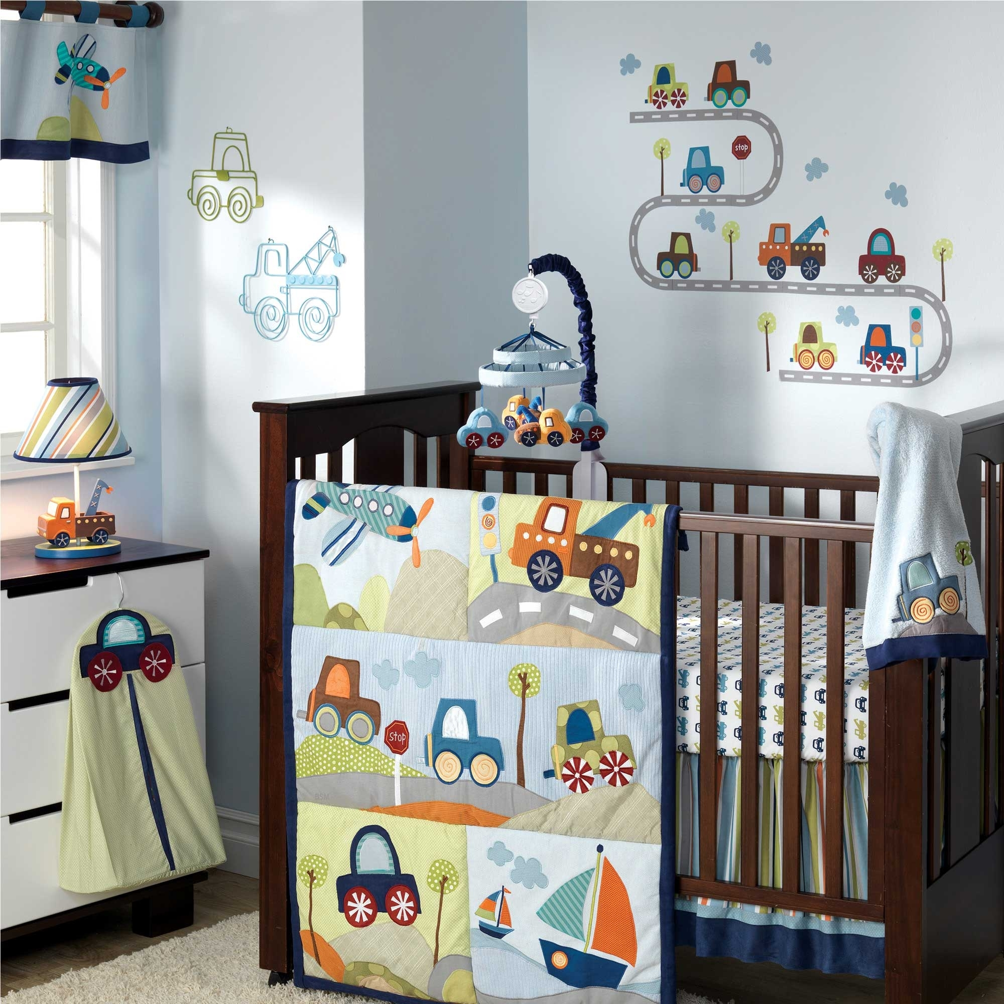 Truck Crib Bedding Ideas On Foter