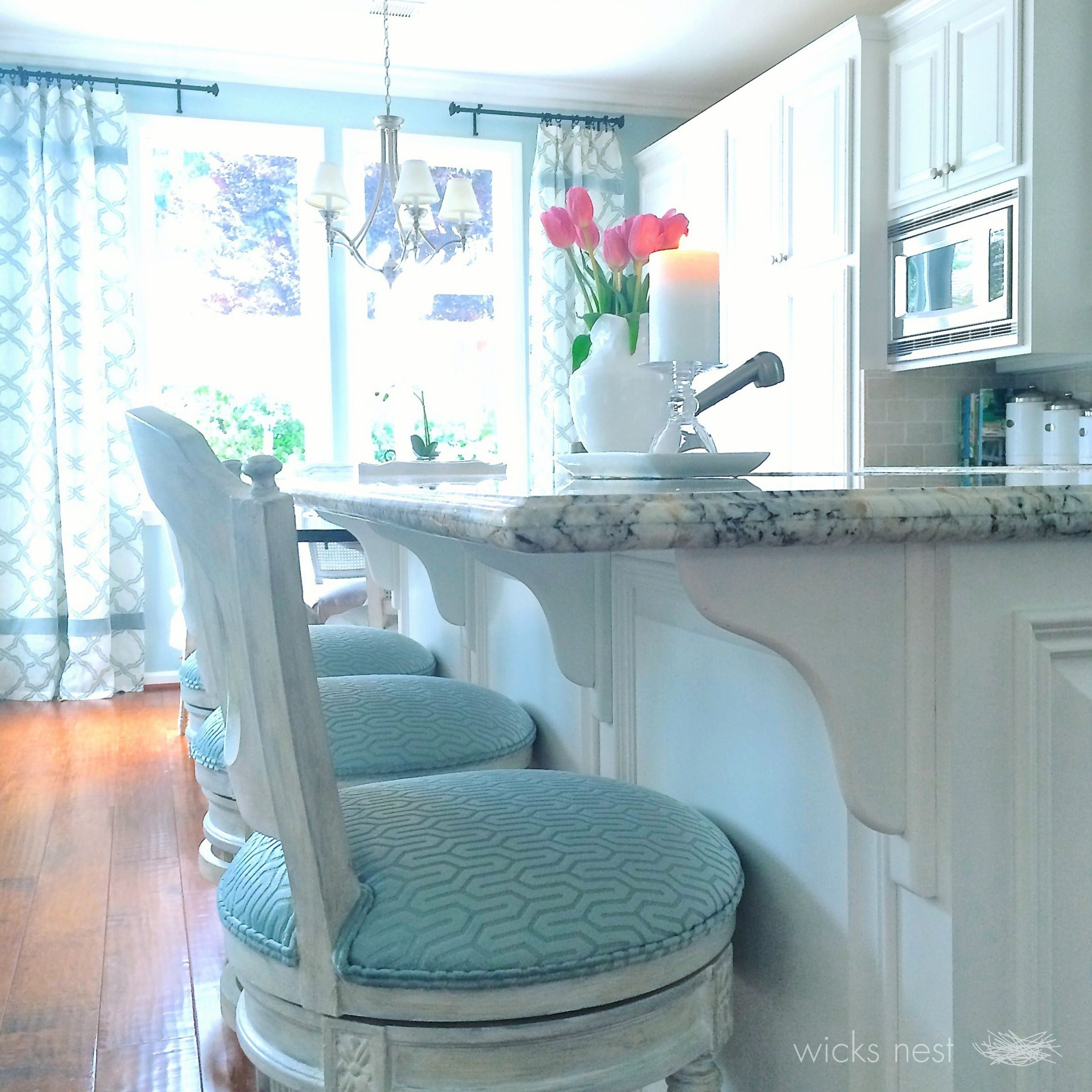 Turquoise Bar Stools Ideas On Foter