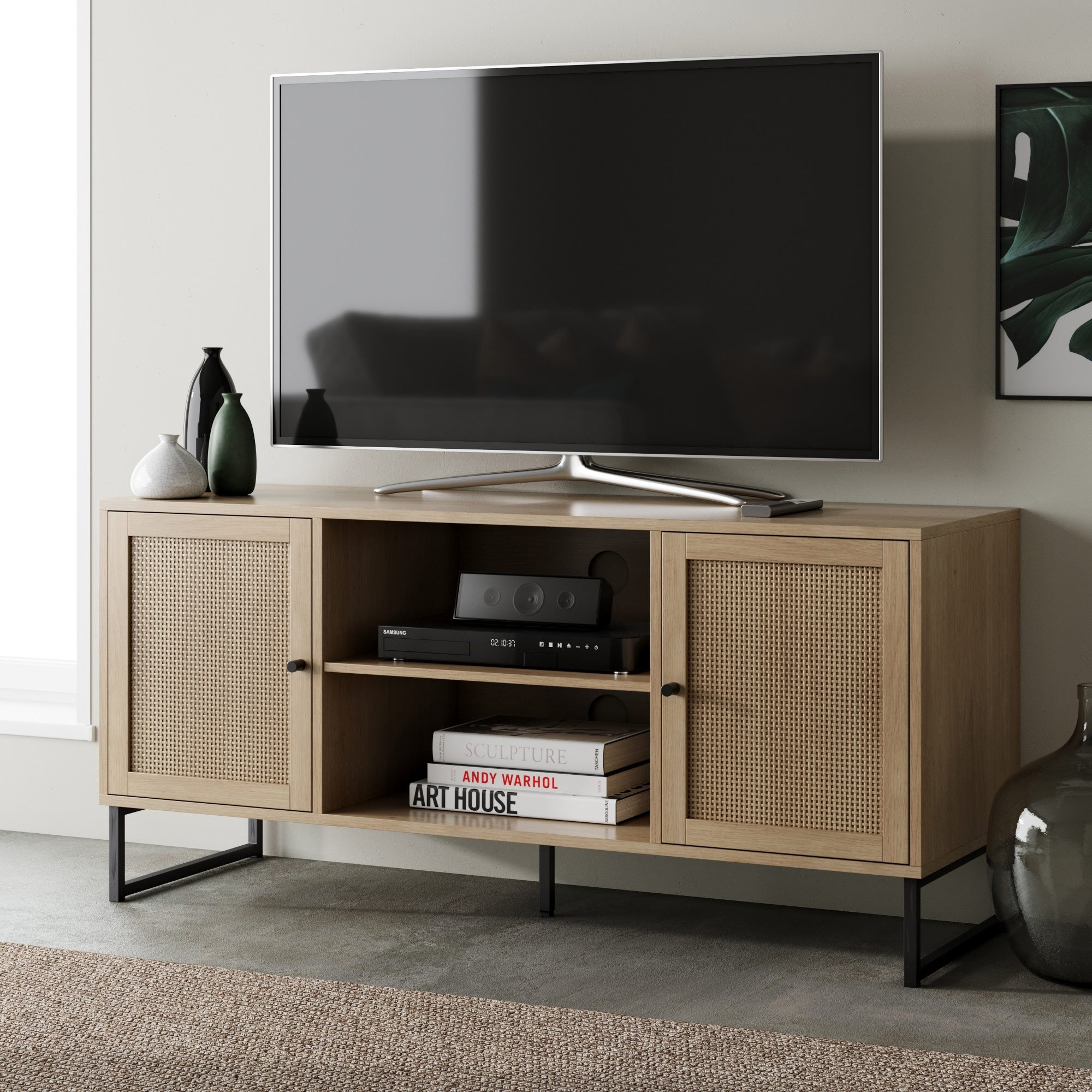 Tv Stand For 55 Inch Tv Ideas On Foter