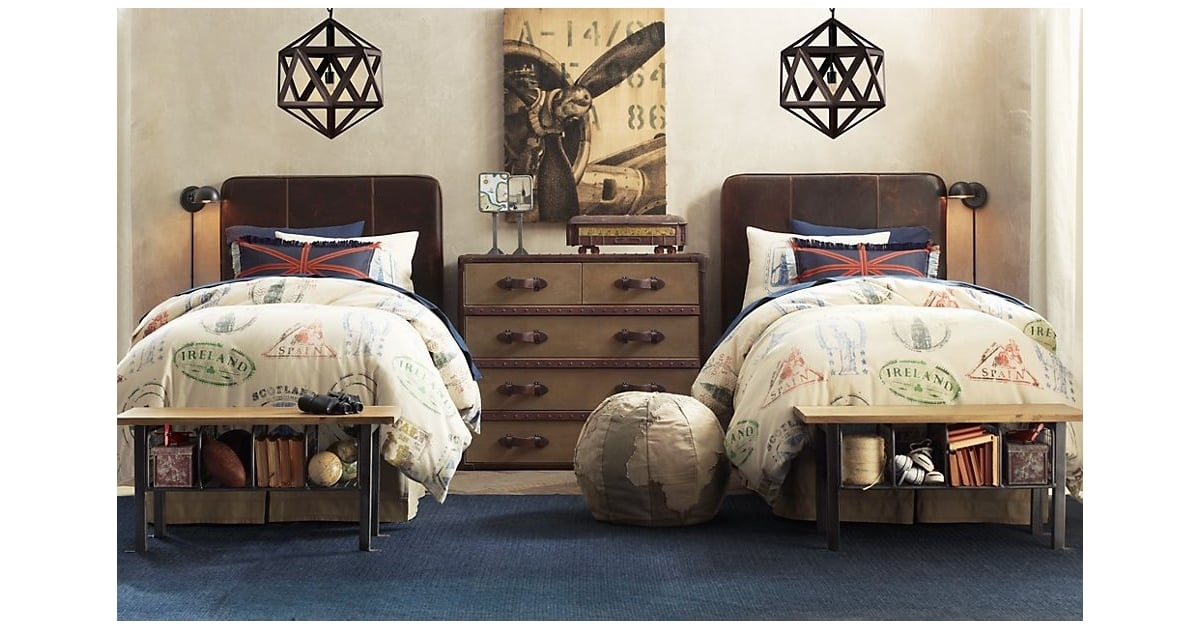 Picture of: Twin Leather Headboard Ideas On Foter