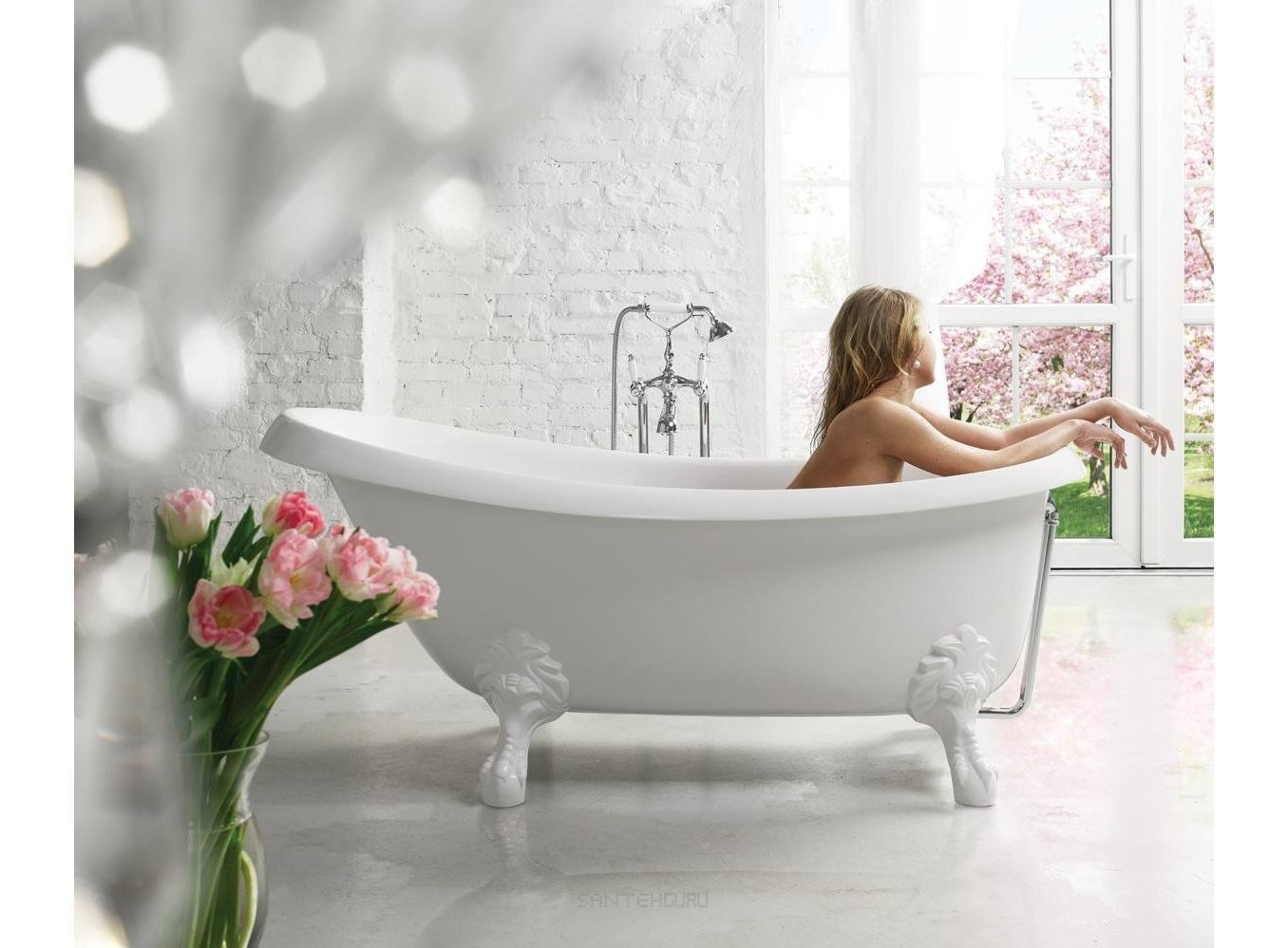 Picture of: Used Clawfoot Bathtub Ideas On Foter
