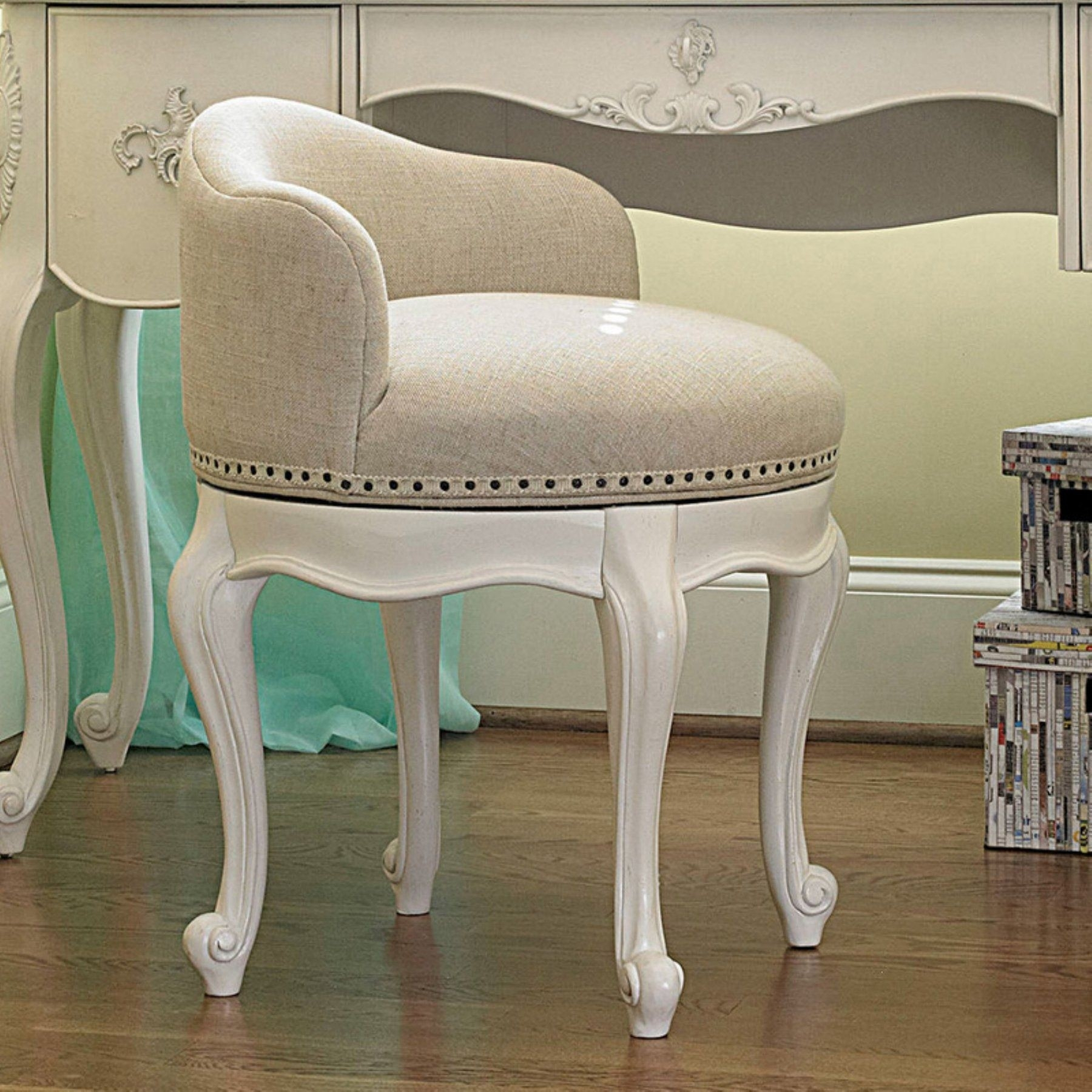 Vanity Swivel Chair Ideas On Foter