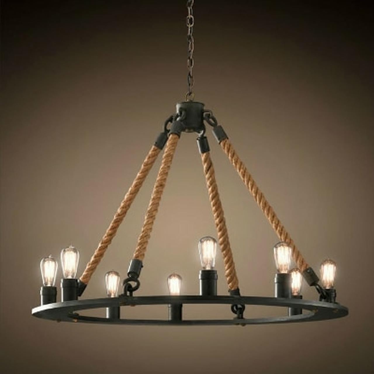 Wagon Wheel Lamp Ideas On Foter
