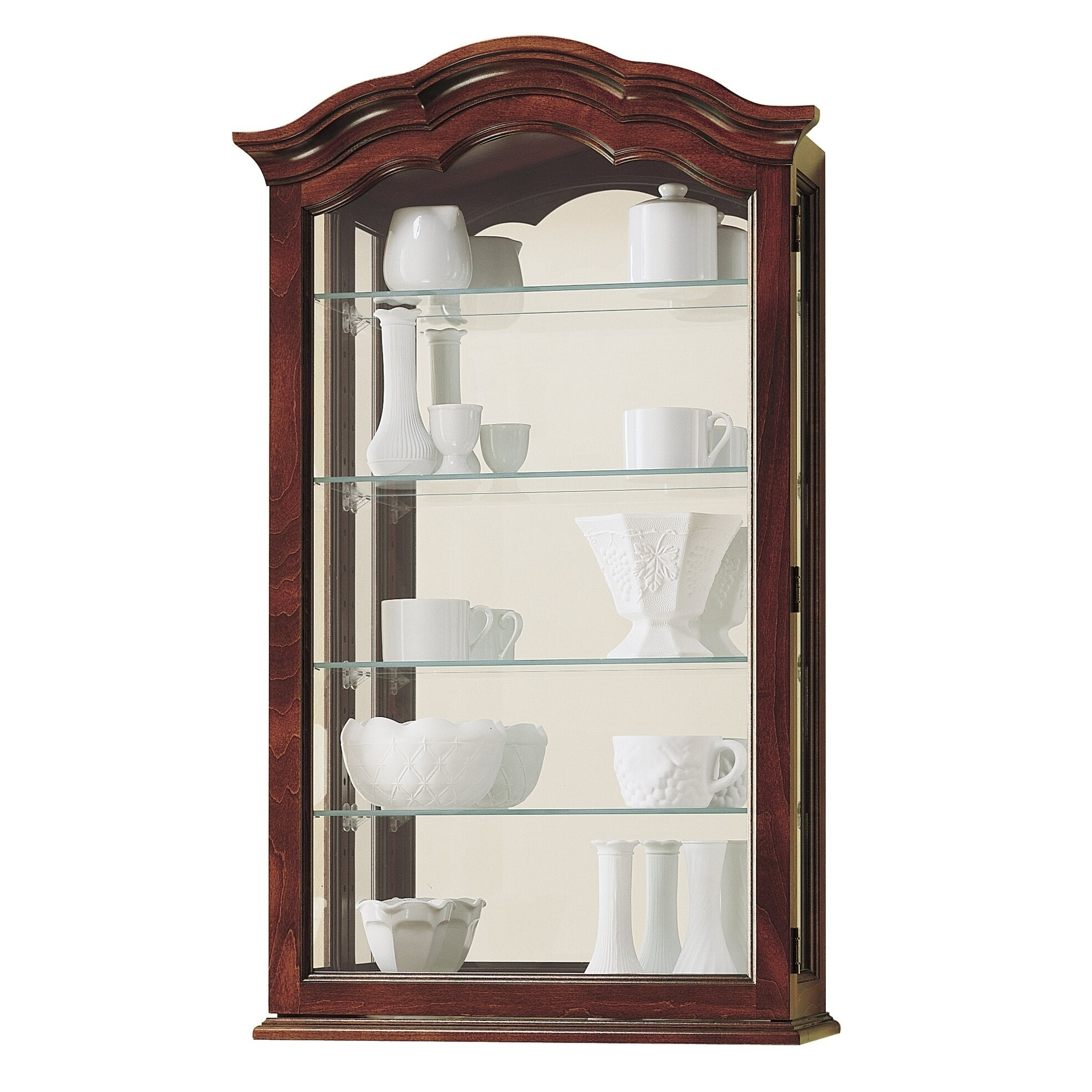 Wall Mount Curio Cabinet Ideas On Foter