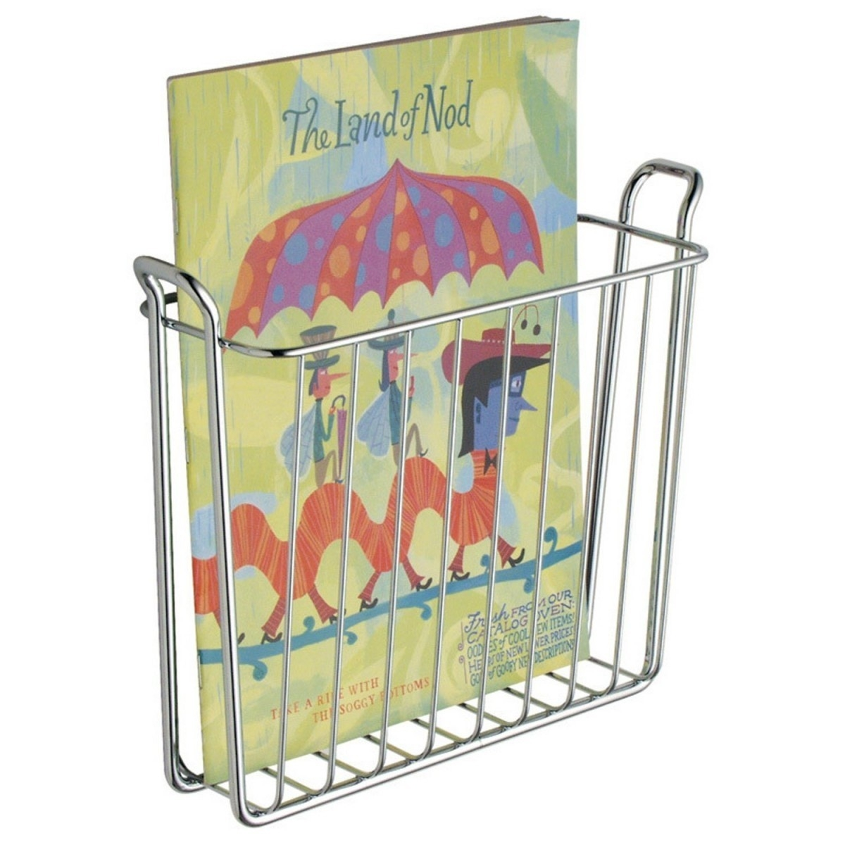 Wall Mounted Bathroom Magazine Rack Ideas On Foter