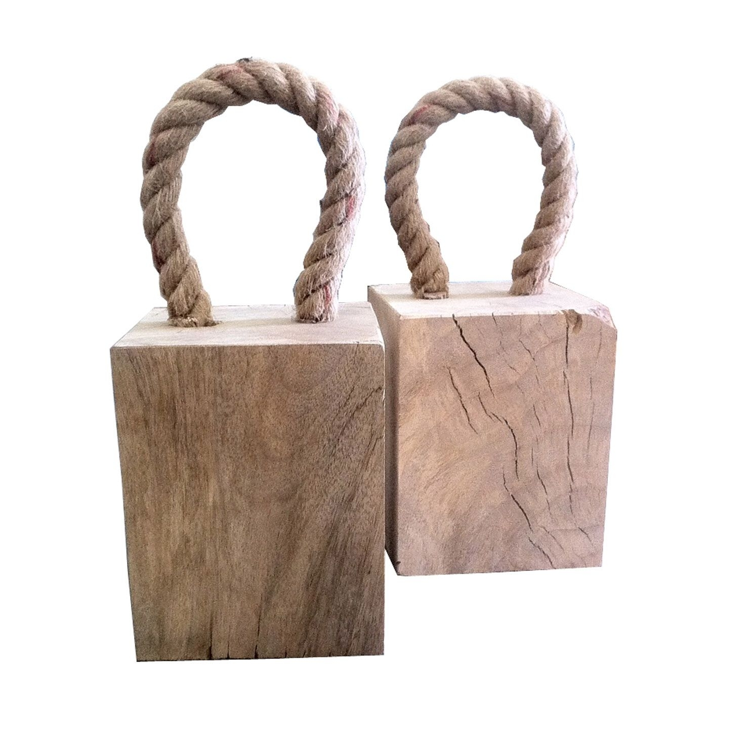 Wooden Door Stops Ideas On Foter